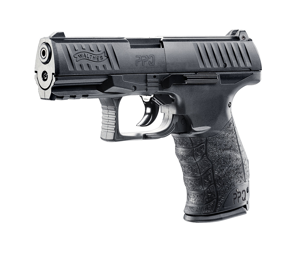 Walther PPQ - Co2 Pistole