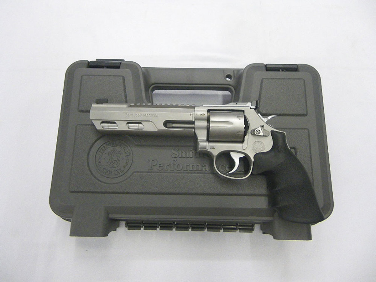 S &W 686 Competitor .357 Mag