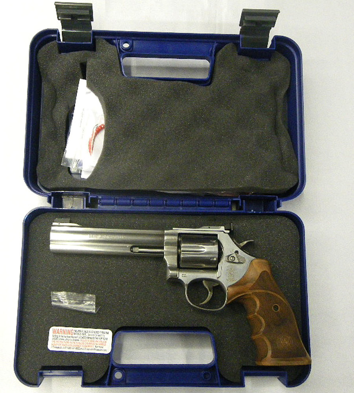 Smith & Wesson 686 Target Champion Deluxe 6