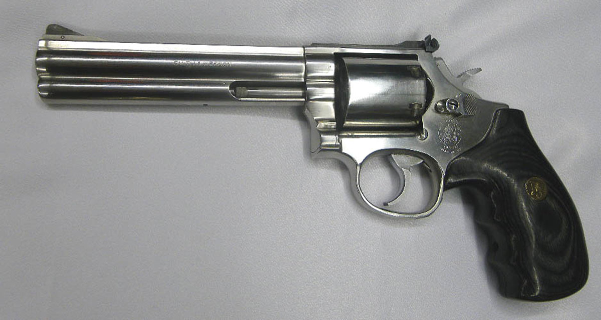 Smith & Wesson 686 .357 Mag
