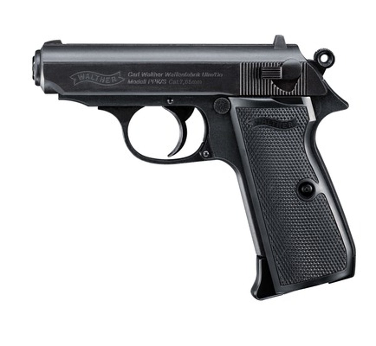Walther PPK/S - Co2 Pistole