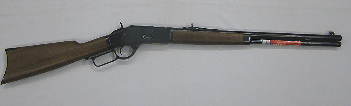 Winchester M73 Short Rifle .357