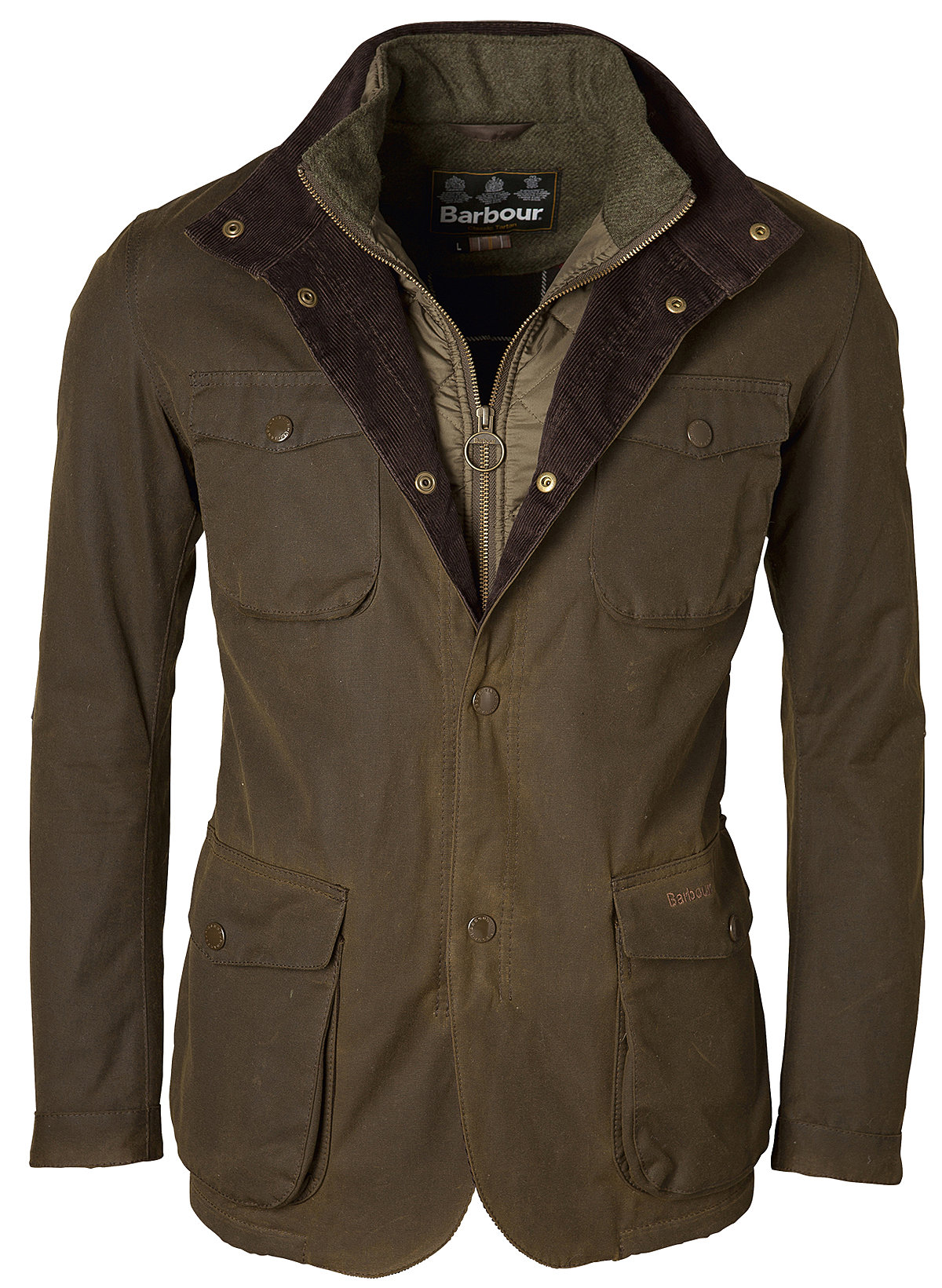 Barbour Ogston Wax Jacket