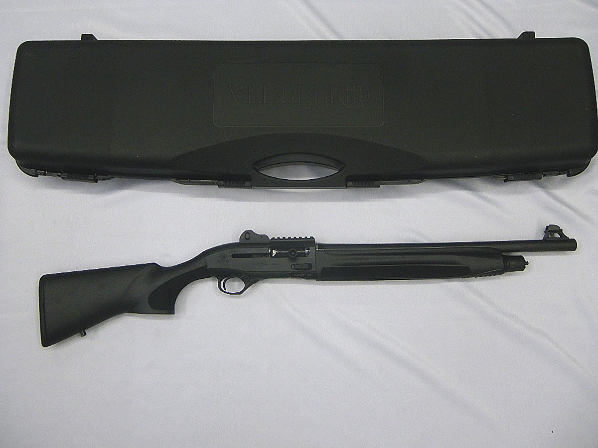 Beretta 1301 Tactical Synthetic schwarz