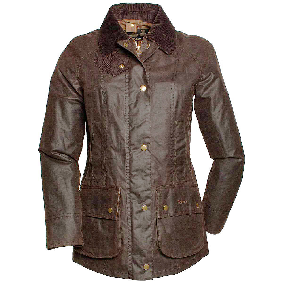Barbour Beadnell Jacket - Damenwachsjacke