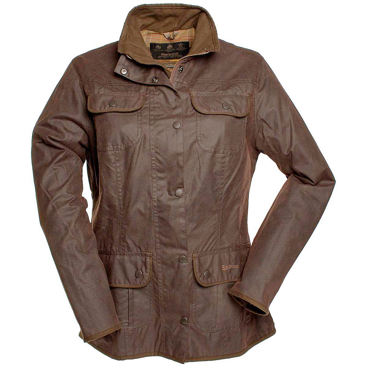 Barbour Utility Jacket - Damenwachsjacke