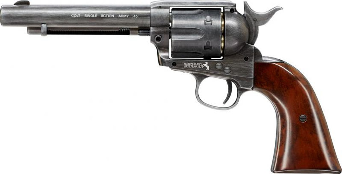 Colt Single Action Army Antique -  Co2 Revolver