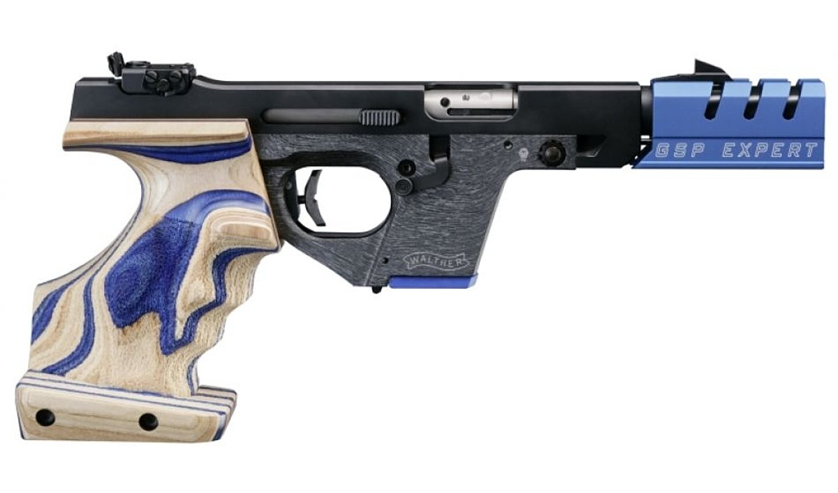 Walther GSP 22 Expert