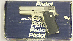 Smith & Wesson 669 9 mm Para - Pistole