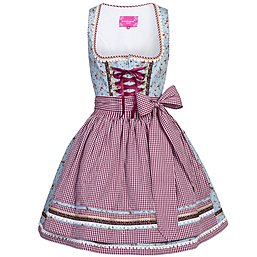 Krüger Madl Minidirndl Strawberry