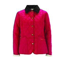 Barbour Summer Liddesdale - Steppjacke Damen