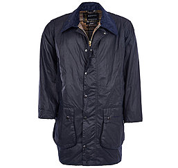 Barbour Border Jacket - Herrenwachsjacke