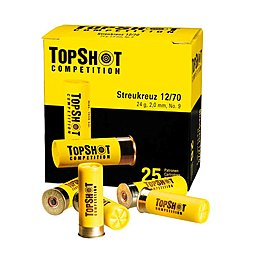 TOPSHOT Competition Skeet Streu 24g/2,0 mm