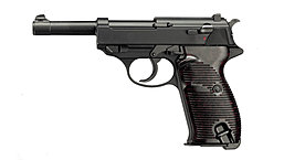 Walther P38 - Airsoftpistole
