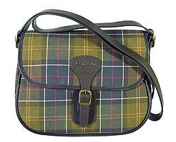 Barbour Beaufort Cotton Shoulder Bag - Damenumhängetasche