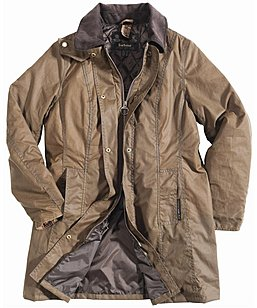 Barbour Belsay - Damen Kurzmantel