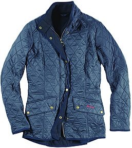 Barbour Cavalry Polarquilt - Steppjacke Damen