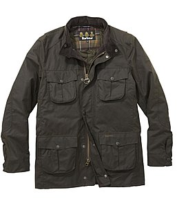 Barbour Corbridge Jacket - Herrenwachsjacke
