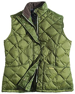 Barbour Liddesdale Down Gilet - Damenweste