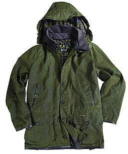 Barbour Longhurst Jacket - Herrenwachsjacke