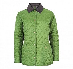 Barbour Tartan Shaped Liddesdale - Damensteppjacke