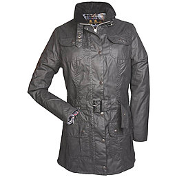 Barbour Utility Mac - Damenwachsjacke