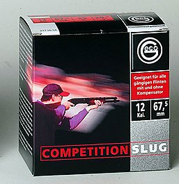 Geco Competition Slug Kal. 12/67,5
