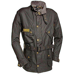 Barbour International Jacket - Herrenwachsjacke