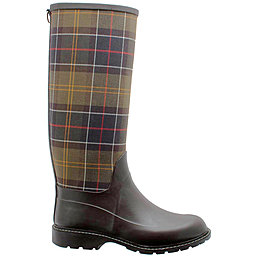 Barbour Tartan Wellington