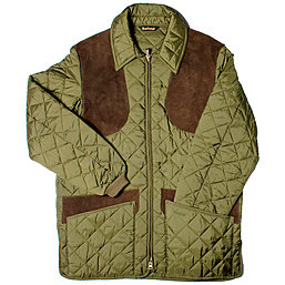 Barbour Schießjacke New Keeperwear Quilt für Herren