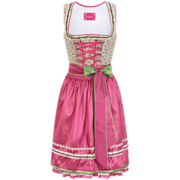 Krüger Madl Mididirndl Full Bloom