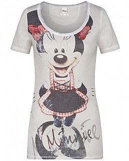 Made in Heaven Damenshirt Minnie
