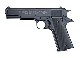 Colt Government 1911 A1 schwarz